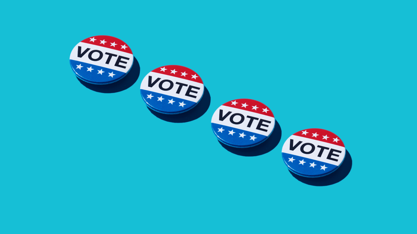 Looking to help your patrons vote? We've got you covered.
