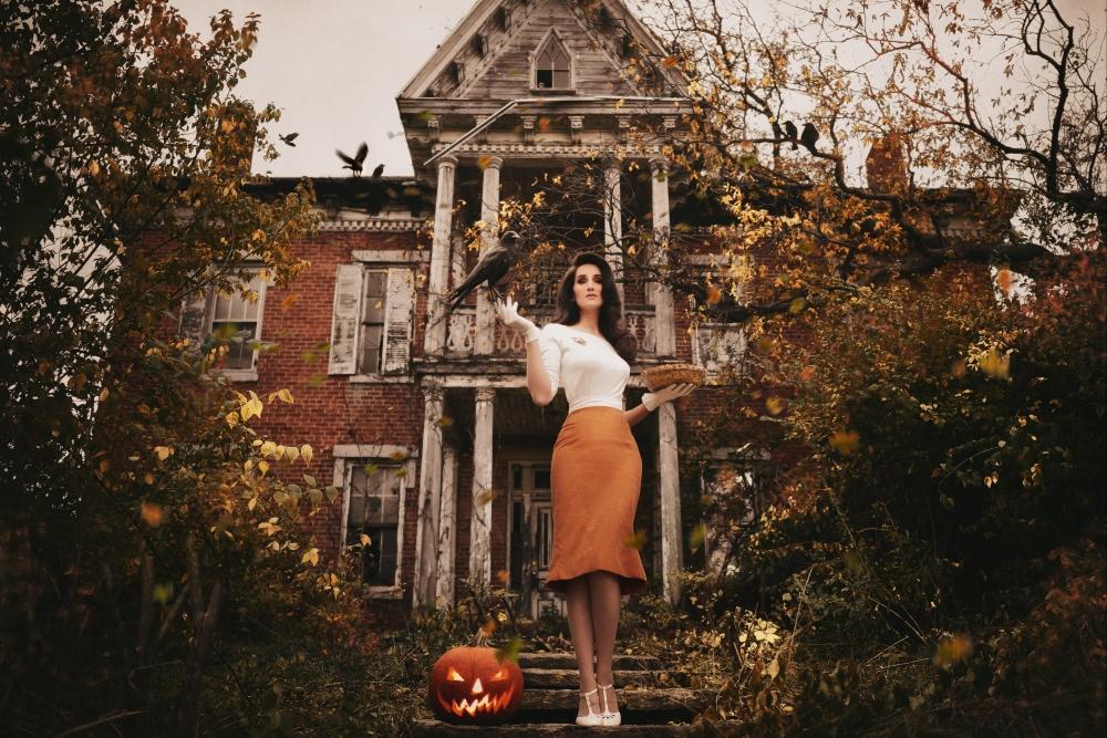 Christine McConnell Halloween