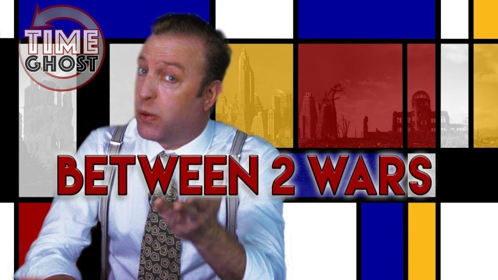 Between 2 Wars, their new mini-series