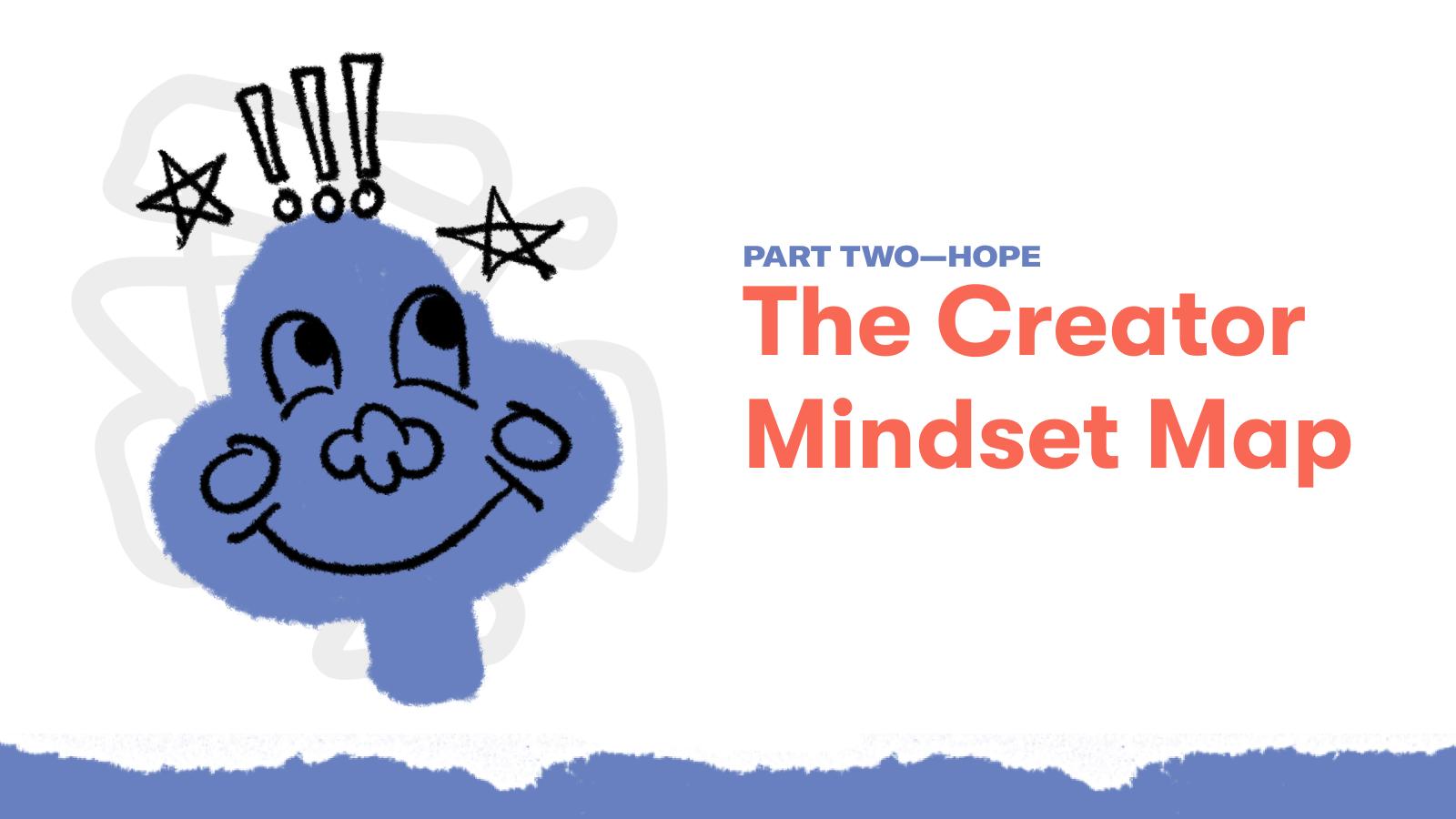 The Creator Mindset Map — Hope