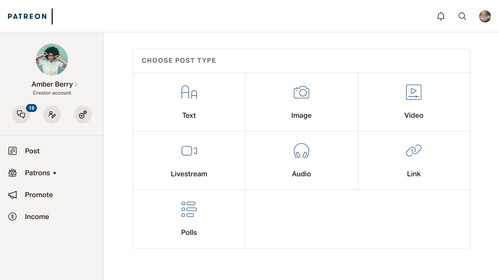New Look, New Navigation