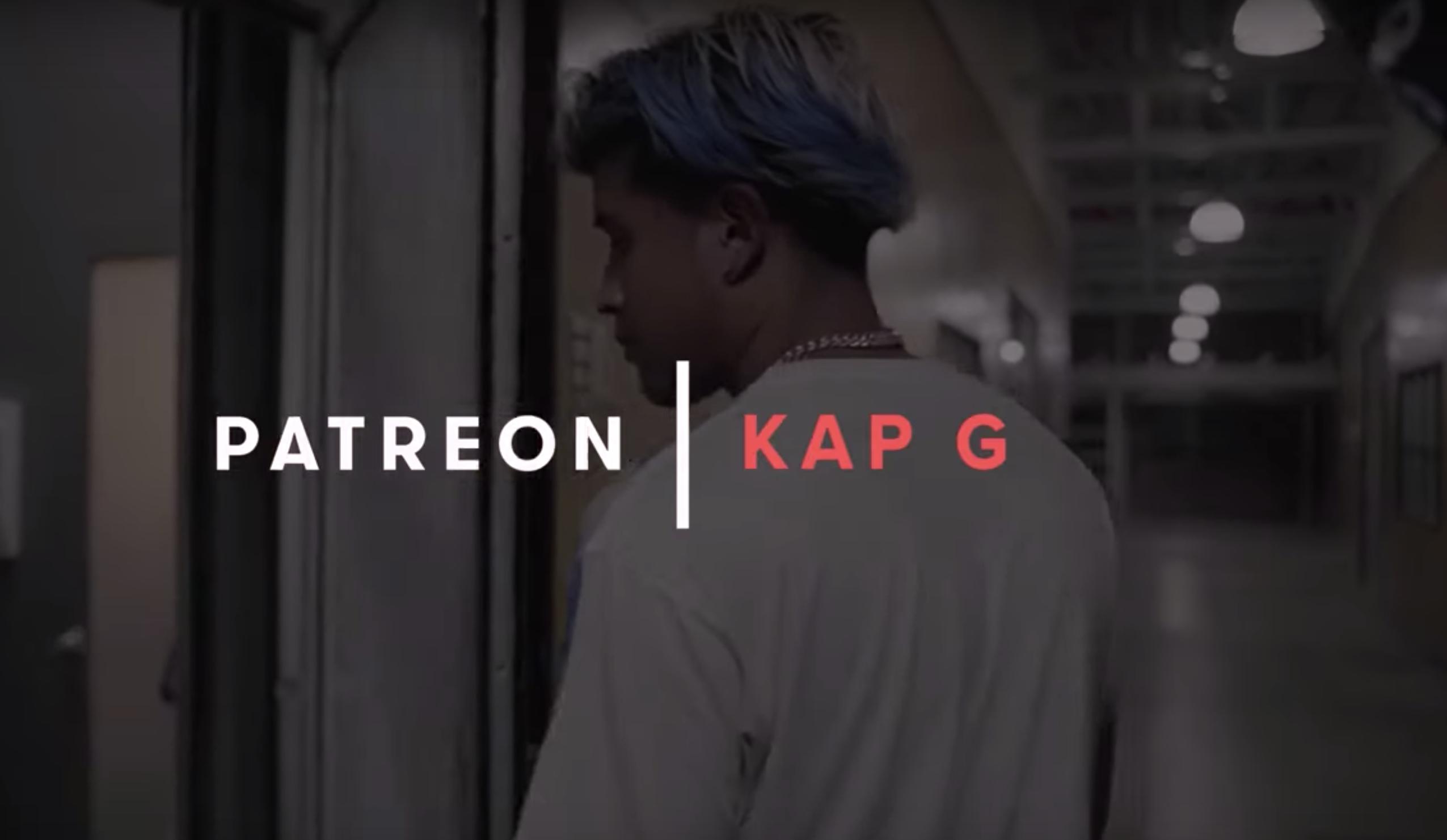 Watch: Why Rapper Kap G Prioritizes Creative Freedom