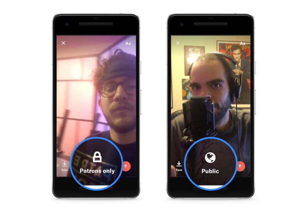 Lens-privacy-controls
