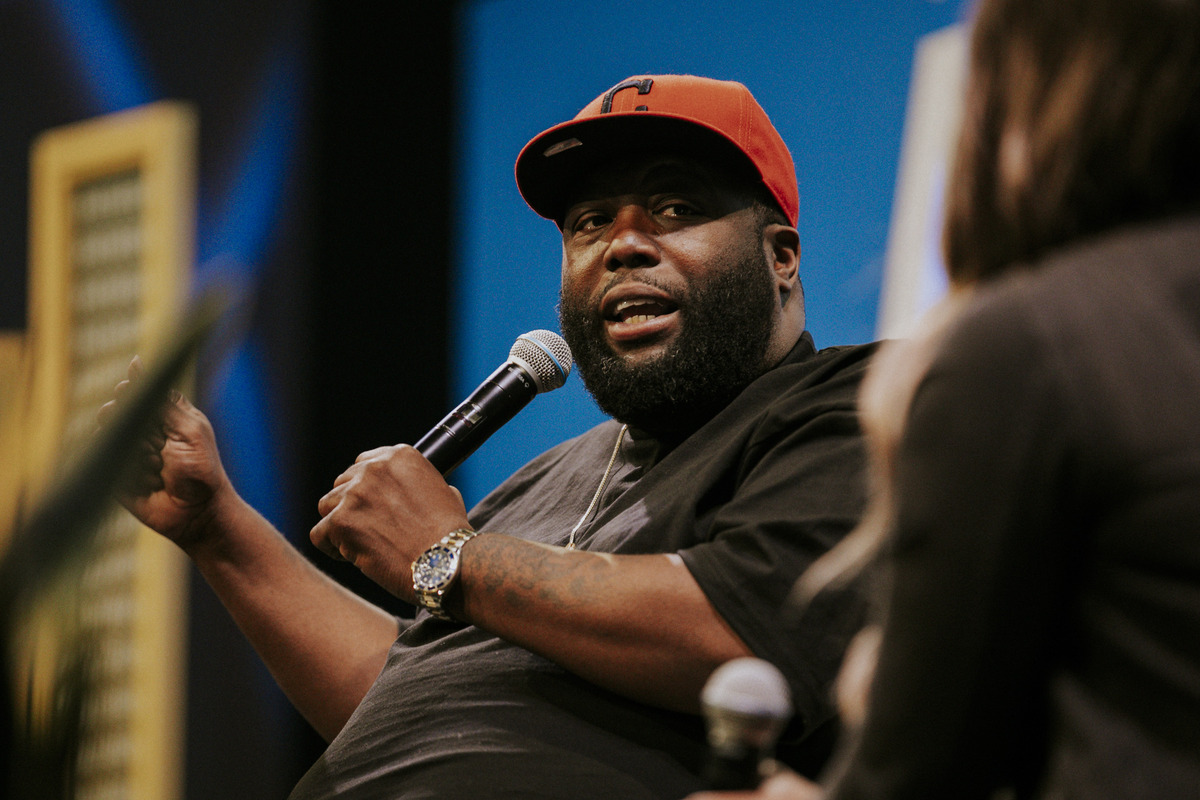 Killer Mike Explains How 'Overnight Success' Can Take A Decade Of Planning
