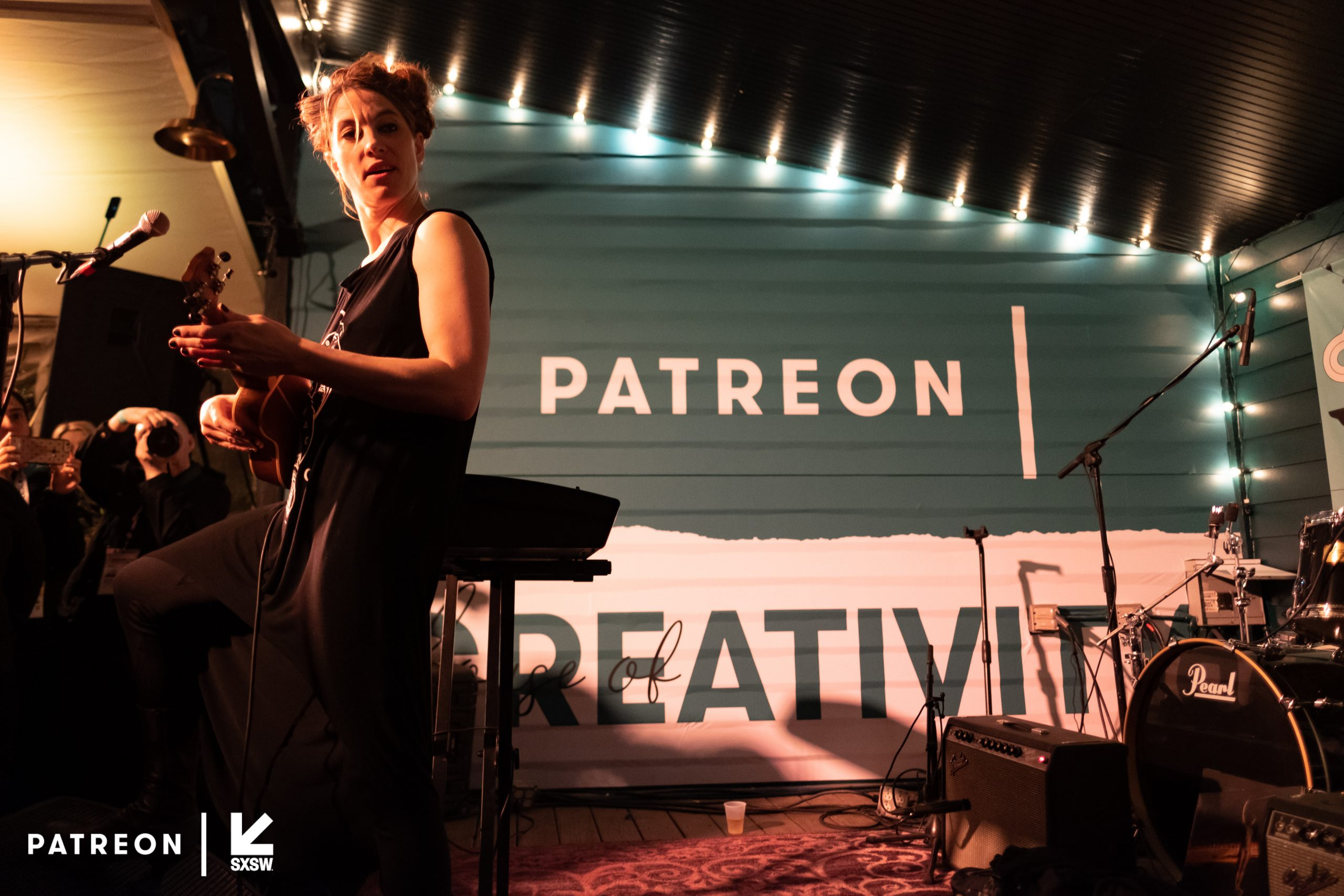 How Amanda Palmer Created a Thriving Music Community