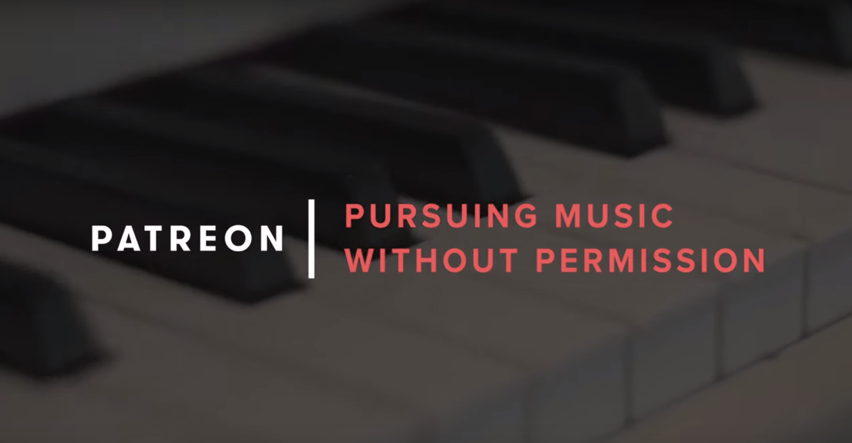 Watch: These Artists Don't Need Permission to Pursue Music