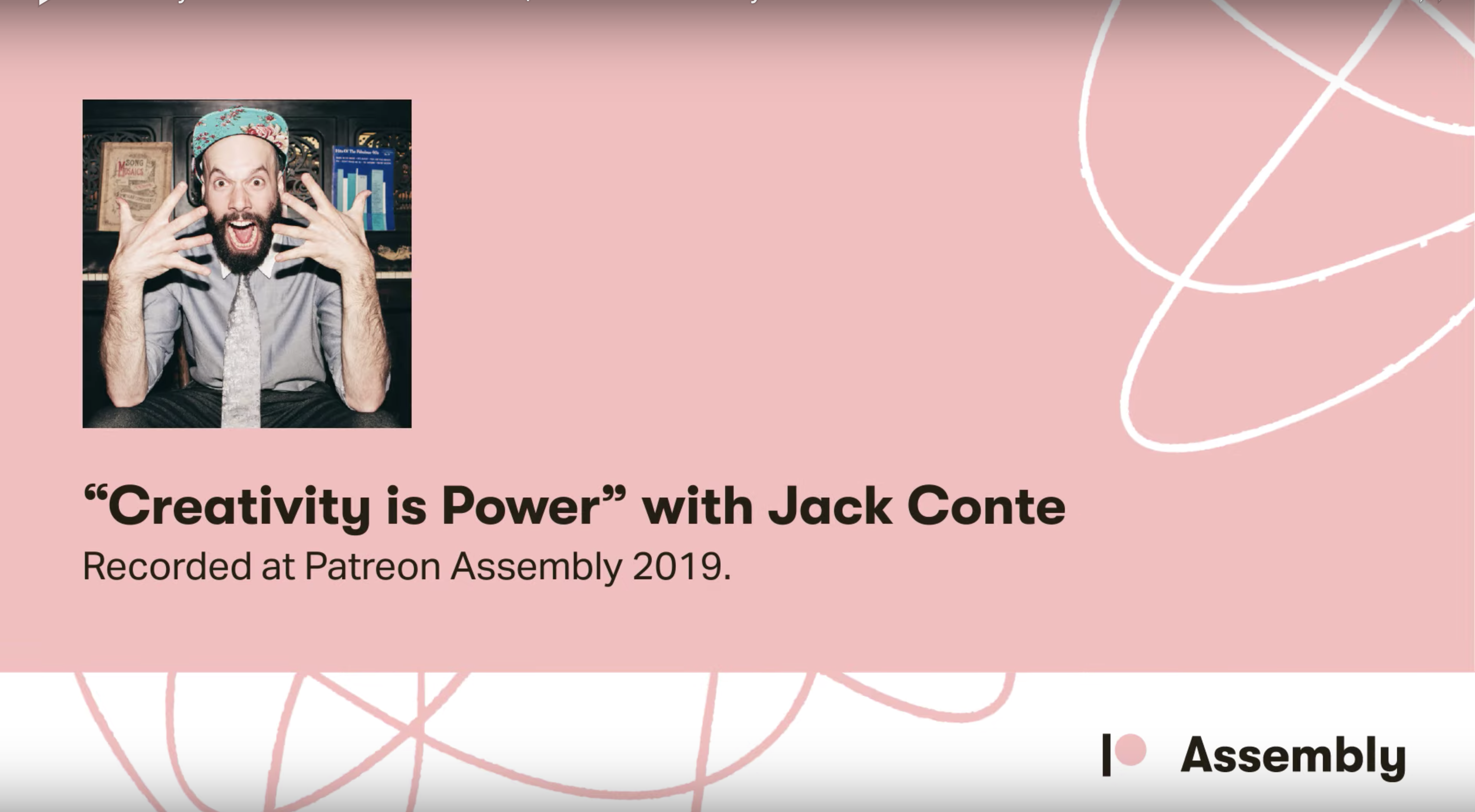 Creativity is Power with Jack Conte