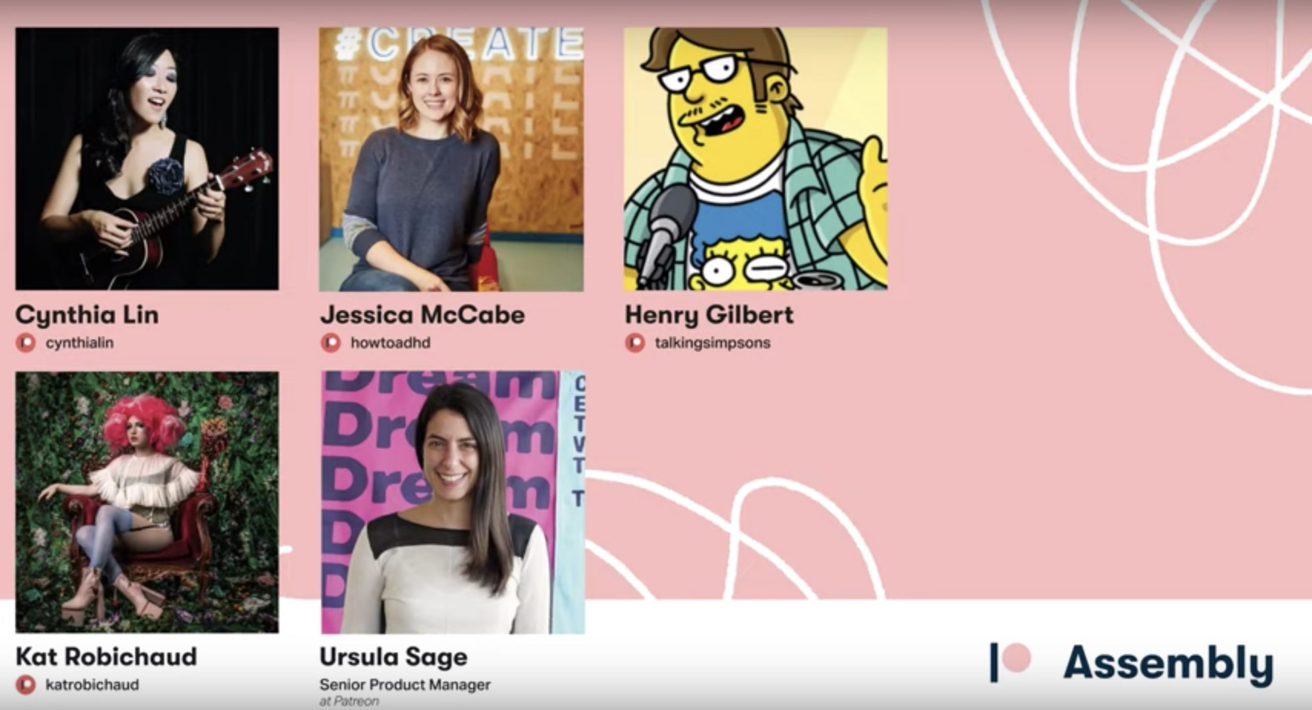 WATCH: Patreon Creator Panel Live from San Francisco
