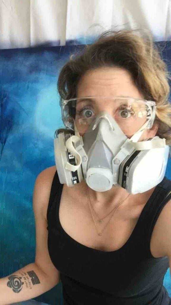Lens Creator Examples: Shayla Maddox mask