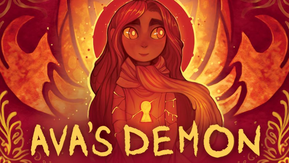 Nevy from Avas demon