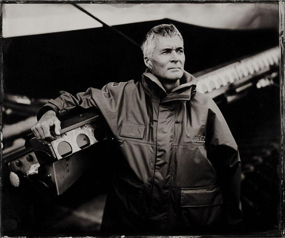 Photographer Jack Lowe: Steve Hockings Portrait in 2016