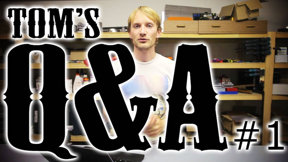 Rewards for streamers: Thomas Sanladerer answers questions about 3D-printing.