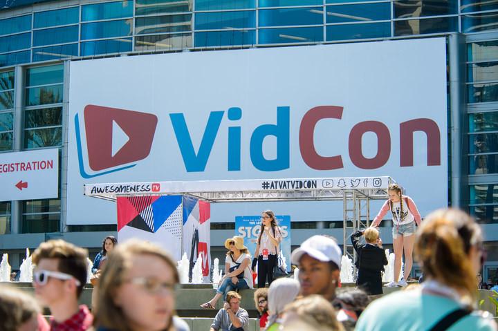 VidCon 2016 Recap: Backstage at the Patreon Creator Lounge