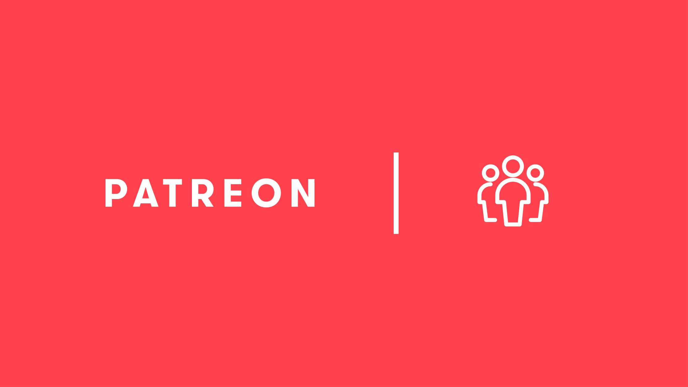 Patreon Team Image