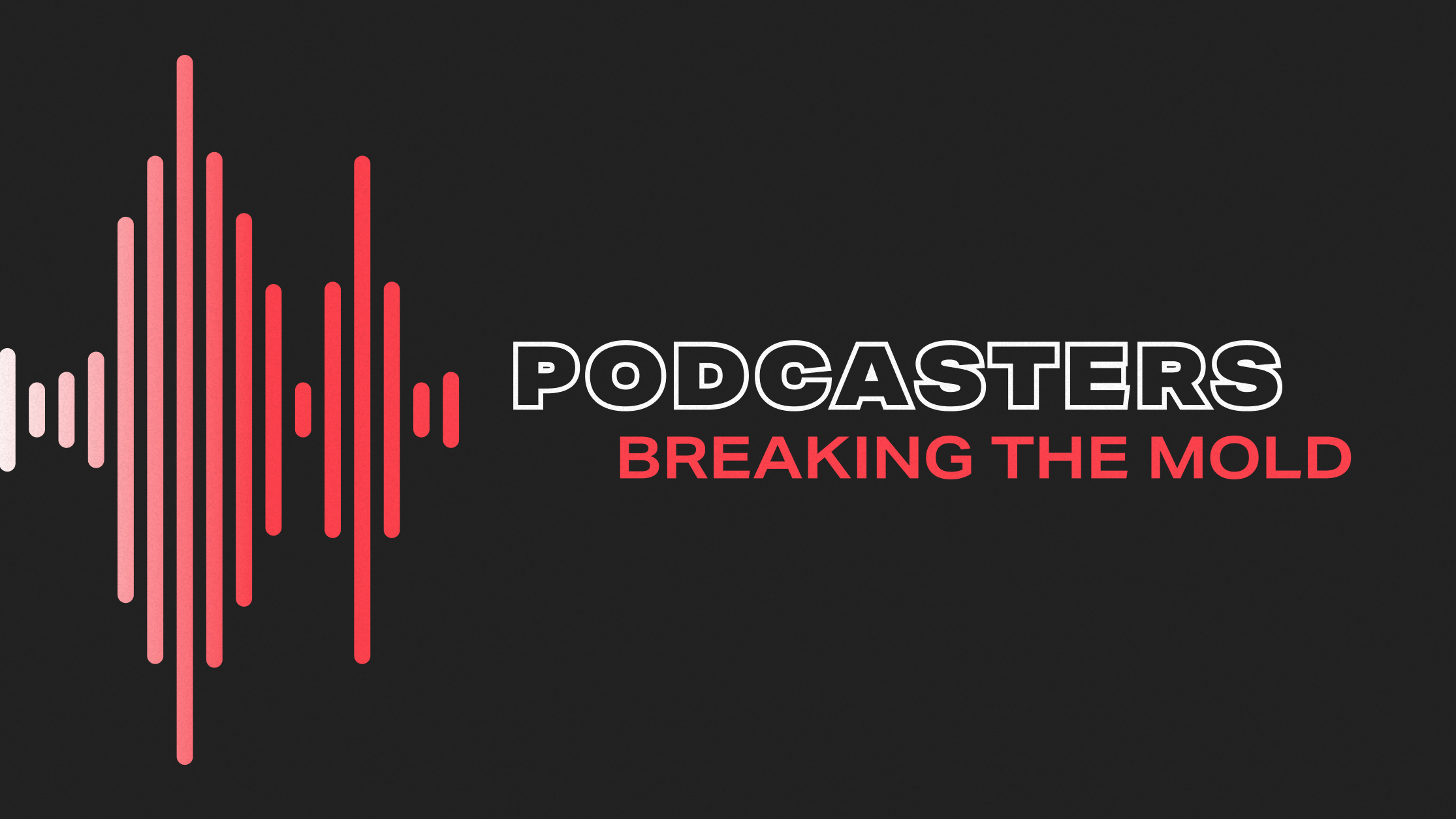 Here's a selection of 5 Patreon podcasters who are breaking the mold