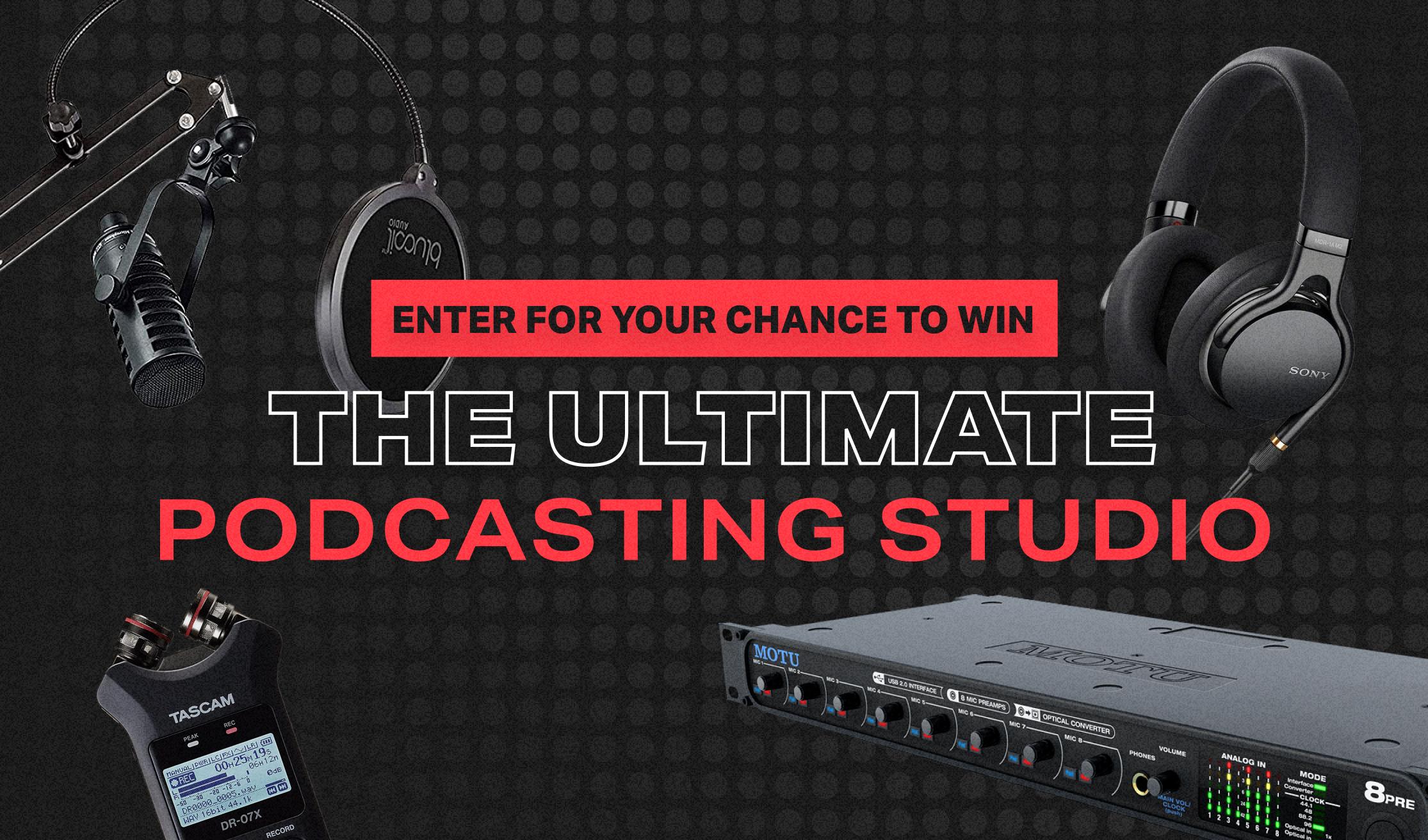 the-ultimate-podcasting-studio
